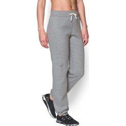Spodnie sportowe damskie: Under Armour Spodnie dresowe damskie Rival Cotton Under Armour True Gray Heather r. M (1264398025)