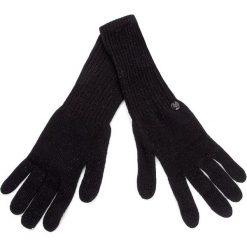 Rękawiczki Damskie LIU JO - Guanto Lungo Lamina N67274 M0300 Nero 22222. Czarne rękawiczki damskie Liu Jo, z materiału. W wyprzedaży za 139,00 zł.