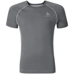 Odlo Koszulka męska T-shirt s/s CRIO szara r. XL (347932). Szare koszulki sportowe męskie marki Odlo. Za 108,84 zł.