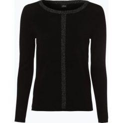 Swetry klasyczne damskie: s.Oliver Black Label – Sweter damski, czarny
