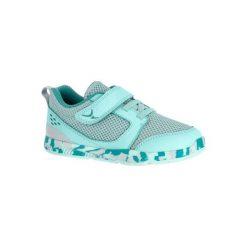 Buty I MOVE BREATH. Niebieskie buciki niemowlęce chłopięce DOMYOS. W wyprzedaży za 69,99 zł.