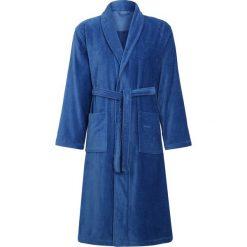 Vossen FEELING Szlafrok deep blue. Niebieskie szlafroki kimona damskie Vossen, l, z bawełny. Za 429,00 zł.