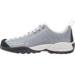 Scarpa MOJITO Obuwie hikingowe metal gray. Szare buty sportowe damskie marki Scarpa. Za 529,00 zł.