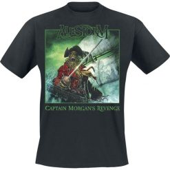 T-shirty męskie: Alestorm Captain Morgan's Revenge T-Shirt czarny