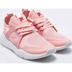 Fila - Buty Flagrunner. Szare buty sportowe damskie marki adidas Originals, z gumy. W wyprzedaży za 299,90 zł.