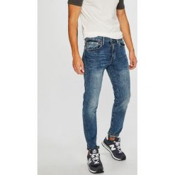 Levi's - Jeansy 512. Brązowe jeansy męskie slim marki Levi's®. Za 399,90 zł.