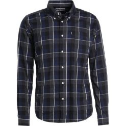 Koszule męskie na spinki: Barbour BARBOUR GOWER  Koszula grey marl