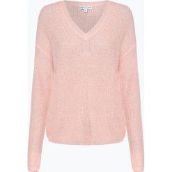 Marie Lund - Sweter damski z dodatkiem moheru, różowy. Czerwone swetry klasyczne damskie Marie Lund, m, z dzianiny. Za 249,95 zł.