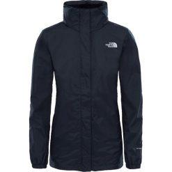 The North Face RESOLVE Kurtka Outdoor tnf black/foil grey. Różowe kurtki damskie turystyczne marki The North Face, m, z nadrukiem, z bawełny. Za 549,00 zł.