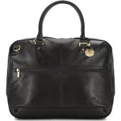 Torba na laptopa 02-3-390-1. Czarne torby na laptopa marki Wittchen, w paski. Za 1799,00 zł.