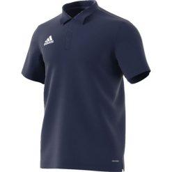 Koszulki polo: Adidas Koszulka męska Core 15 Polo granatowa r. M