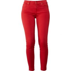 7 for all mankind Jeans Skinny Fit flame. Czerwone jeansy damskie relaxed fit 7 for all mankind, z bawełny. Za 929,00 zł.