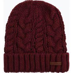 Barts - Damska czapka z dzianiny – Somme, czerwony. Czerwone czapki damskie marki Barts, z dzianiny. Za 79,95 zł.