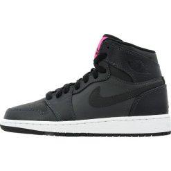 Buty dziecięce: Nike Buty Jordan Girl`s Air 1 Retro High Shoe 332148 004 332148 004 czarny 36 1/2 - 332148 004