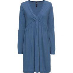 Sukienki: Sukienka bonprix niebieski dżins