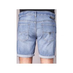 Szorty i Bermudy  Guess  CRARI. Niebieskie bermudy męskie marki Adidas, m. Za 247,20 zł.