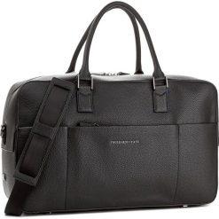 Torba TRUSSARDI JEANS - Ottawa 71B00012 K299. Czarne plecaki męskie marki Trussardi Jeans, z jeansu. W wyprzedaży za 619,00 zł.
