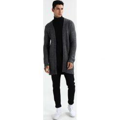 Swetry rozpinane męskie: Brooklyn's Own by Rocawear Kardigan jet black