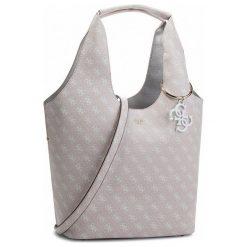 Guess Torebka Damska Kremowy. Białe torebki klasyczne damskie marki Guess, z aplikacjami. Za 739,00 zł.