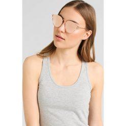 Okulary przeciwsłoneczne damskie: Quay ALL MY LOVE Okulary przeciwsłoneczne rose/pink mirror