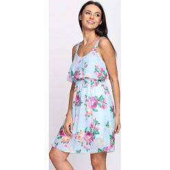 Sukienki: Jasnoniebieska Sukienka Lovely Day