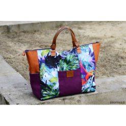 Torebki i plecaki damskie: Torba podróżna Papugi