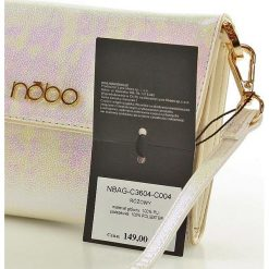 Charyzmatyczna mini kopertówka - portfel  różowy - 2