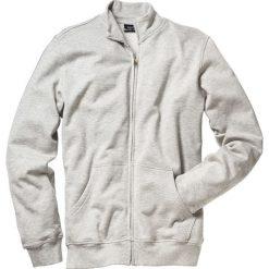 Bluza rozpinana bonprix jasnoszary melanż. Szare bejsbolówki męskie bonprix, l, melanż, z dresówki. Za 74,99 zł.