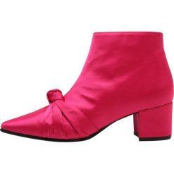 Botki damskie lity: Gardenia GIZLA Ankle boot pink