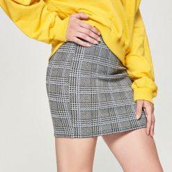 Spódniczki: Spódnica mini - Niebieski