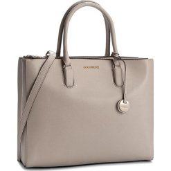 Torebka COCCINELLE - AF5 Clementine E1 AF5 18 04 01 Seashell 143. Brązowe torebki klasyczne damskie marki Coccinelle, ze skóry, duże. W wyprzedaży za 1119,00 zł.