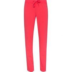 Spodnie dresowe damskie: Spodnie dresowe DEHA ACTIVE Czerwony