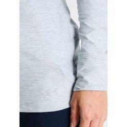 Under Armour ZINGER ZIP Bluzka z długim rękawem overcast gray. Szare bluzki longsleeves Under Armour, l, z elastanu, sportowe. W wyprzedaży za 147,95 zł.