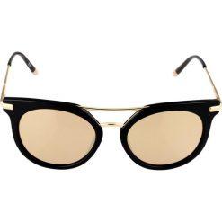 Okulary przeciwsłoneczne damskie: Calvin Klein Okulary przeciwsłoneczne black/gold