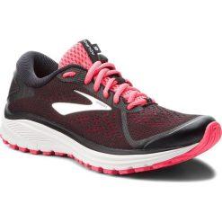 Buty BROOKS - Aduro 6 120270 1B 090 Black/Pink/Silver. Czarne buty do biegania damskie Brooks, z materiału. W wyprzedaży za 329,00 zł.