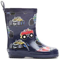 Buty dziecięce: Granatowe Kalosze Boy'sTruck