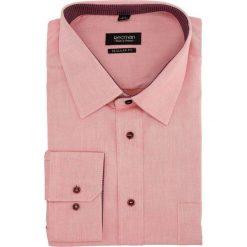 Koszula bexley 2224 długi rękaw regular fit róż. Czerwone koszule męskie marki Cropp, l. Za 49,99 zł.