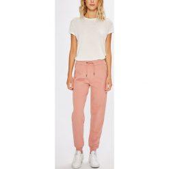 Tommy Hilfiger - Spodnie piżamowe. Szare piżamy damskie TOMMY HILFIGER, l, z bawełny. W wyprzedaży za 219,90 zł.