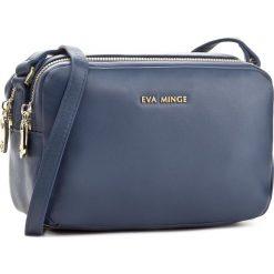 Torebka EVA MINGE - Nilda 2E 17NB1372169EF  107. Niebieskie torebki klasyczne damskie Eva Minge. W wyprzedaży za 199,00 zł.