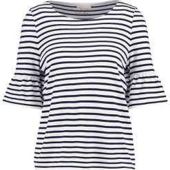 T-shirty damskie: talkabout Tshirt z nadrukiem navy/offwhite