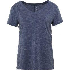 GAP BREATHE VNECK Tshirt basic dutch blue. Niebieskie t-shirty damskie GAP, xs, z elastanu. Za 149,00 zł.