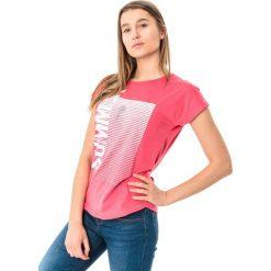 4f Koszulka damska H4L18-TSD016 czerwona r. XL. Czerwone bluzki damskie 4f, l. Za 49,99 zł.
