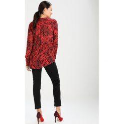 Bluzki asymetryczne: Rich & Royal Bluzka lipstick red