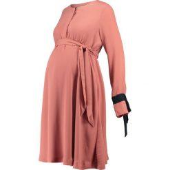 Sukienki hiszpanki: mint&berry mom Sukienka koszulowa light mahogany
