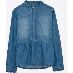 Bluzki dziewczęce bawełniane: Name it - Bluzka dziecięca 122-164 cm