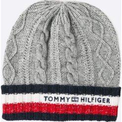 Czapki zimowe damskie: Tommy Hilfiger – Czapka + szalik