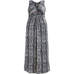 Długie sukienki: Anna Field Curvy Długa sukienka black/white