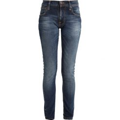 Nudie Jeans TIGHT TERRY Jeansy Slim Fit mid used saver. Niebieskie jeansy damskie relaxed fit Nudie Jeans. Za 579,00 zł.