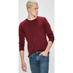 Only & Sons - Sweter. Szare swetry klasyczne męskie marki Only & Sons, l, z bawełny, z okrągłym kołnierzem. W wyprzedaży za 79,90 zł.