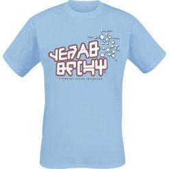Guardians Of The Galaxy 2 - Star-Lord Cosplay T-Shirt jasnoniebieski. Niebieskie t-shirty męskie Guardians Of The Galaxy, s. Za 74,90 zł.
